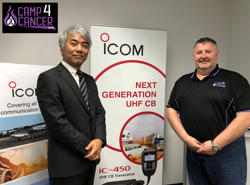 Icom Inc. Announces Partnership with Iridium Communications Inc. to Develop a New Push-To-Talk Radio Communication Solution over Satellite