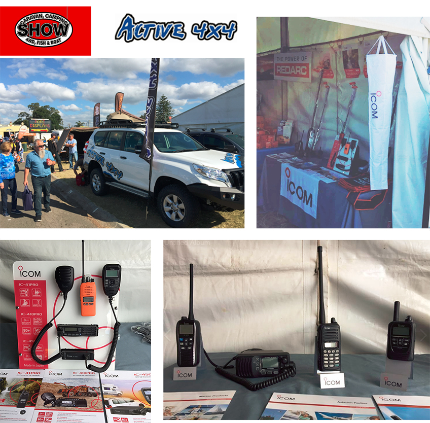 Hunter Valley Caravan, Camping, 4WD, Fish & Boat Show 2018