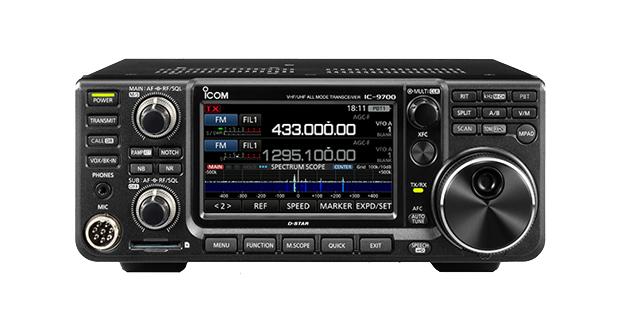 Icom Australia | Everything in Radio: Amateur | IC-9700
